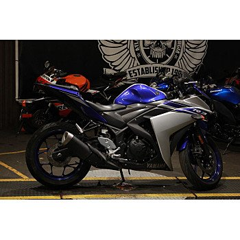 2016 Yamaha YZF-R3 for sale 200872756