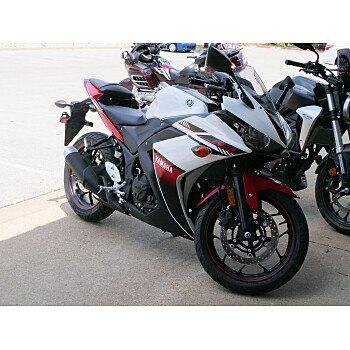 2016 Yamaha YZF-R3 for sale 201076739