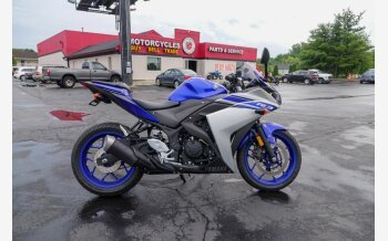 2016 Yamaha YZF-R3 for sale 201112167