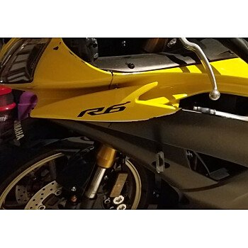 2016 Yamaha YZF-R6 for sale 200626390