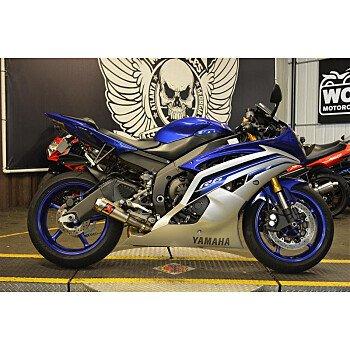 2016 Yamaha YZF-R6 for sale 200634038