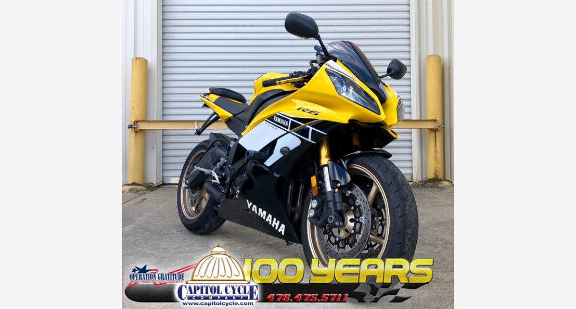 2016 Yamaha YZF-R6 for sale 200659663