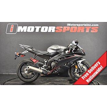 2016 Yamaha YZF-R6 for sale 200674759