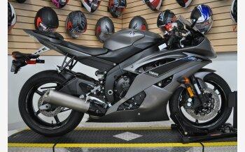 2016 Yamaha YZF-R6 for sale 200729992