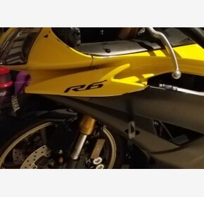 2016 Yamaha YZF-R6 for sale 200626390