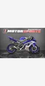 2016 Yamaha YZF-R6 for sale 200685266