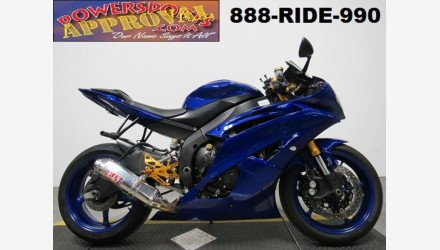 2016 Yamaha YZF-R6 for sale 200690218