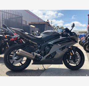 2016 Yamaha YZF-R6 for sale 200724054