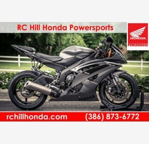 2016 Yamaha YZF-R6 for sale 200727455