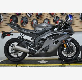 2016 Yamaha YZF-R6 for sale 200729992