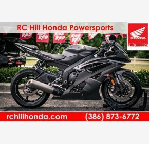 2016 Yamaha YZF-R6 for sale 200755190