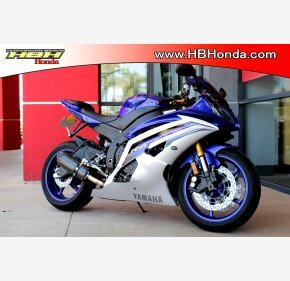 2016 Yamaha YZF-R6 for sale 200782484