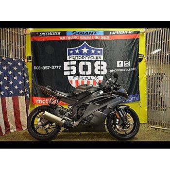 2016 Yamaha YZF-R6 for sale 200788472