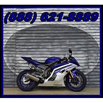 2016 Yamaha YZF-R6 for sale 200791378