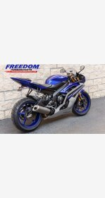 2016 Yamaha YZF-R6 for sale 200802291