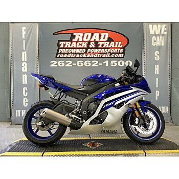 2016 Yamaha YZF-R6 for sale 200812916