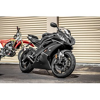 2016 Yamaha YZF-R6 for sale 200931853
