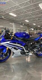 2016 Yamaha YZF-R6 for sale 200950868
