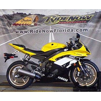 2016 Yamaha YZF-R6 for sale 200960737