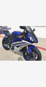 2016 Yamaha YZF-R6 for sale 200964545