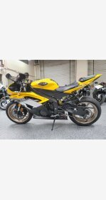 2016 Yamaha YZF-R6 for sale 200975692