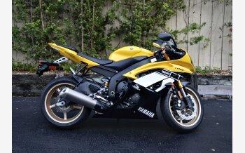 2016 Yamaha YZF-R6 for sale 200978999