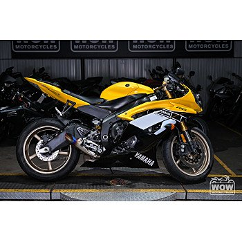 2016 Yamaha YZF-R6 for sale 201069312