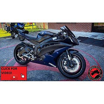 2016 Yamaha YZF-R6 for sale 201122015