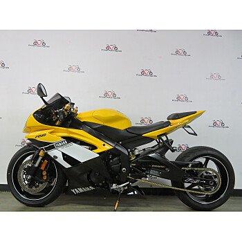 2016 Yamaha YZF-R6 for sale 201178534