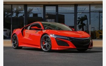 2017 Acura NSX for sale 101051491