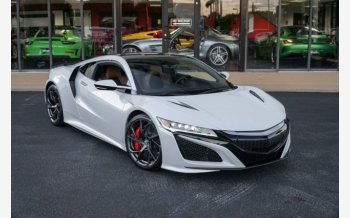 2017 Acura NSX for sale 101091230