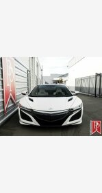 2017 Acura NSX for sale 101116501