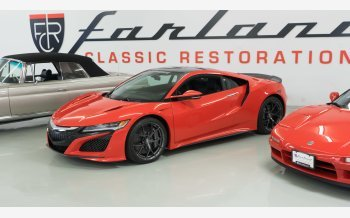 2017 Acura NSX for sale 101537898
