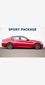 2017 Alfa Romeo Giulia for sale 101331567