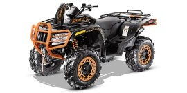 2017 Arctic Cat 1000 MudPro Limited EPS specifications
