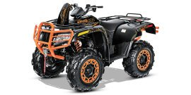 2017 Arctic Cat 700 MudPro Limited EPS specifications