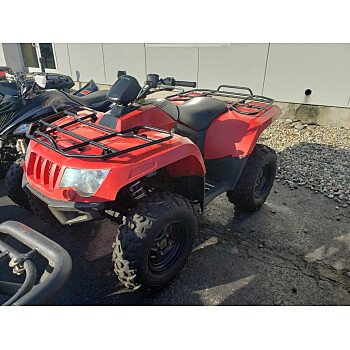 2017 Arctic Cat Alterra 500 for sale 200811429