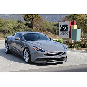 2017 Aston Martin Vanquish Coupe for sale 101262276