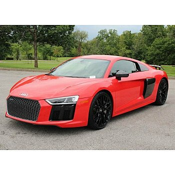2017 Audi R8 V10 plus Coupe for sale 101078355