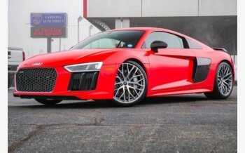 2017 Audi R8 V10 plus Coupe for sale 101286913