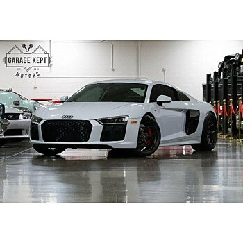 2017 Audi R8 V10 Coupe for sale 101150163