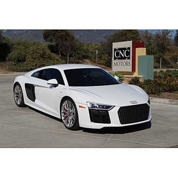 2017 Audi R8 V10 Coupe for sale 101289534
