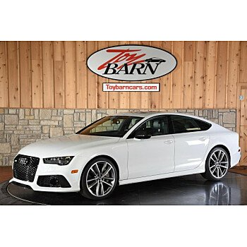2017 Audi RS7 Performance for sale 101161429