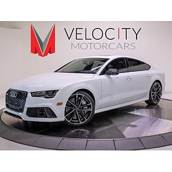 2017 Audi RS7 Performance for sale 101203365
