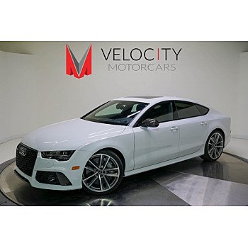 2017 Audi RS7 Performance for sale 101235487