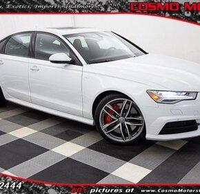 2017 Audi S6 Premium Plus for sale 101027237