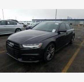2017 Audi S6 Prestige for sale 101433842