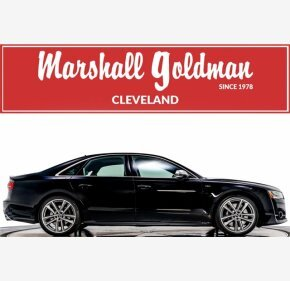 2017 Audi S8 Plus for sale 101423746