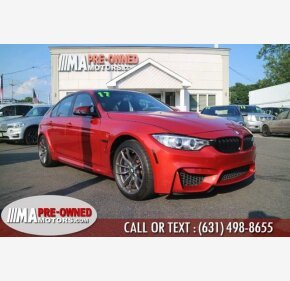 2017 BMW M3 Sedan for sale 101355424