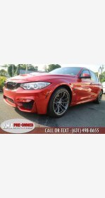 2017 BMW M3 Sedan for sale 101355424